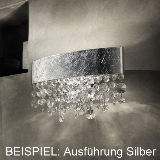 Kristalle-Ola-Silber-Masiero