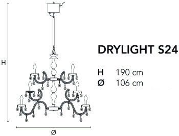 Bemassung-Drylight-Kronleuchter-S24-Masiero