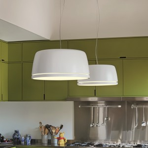Serien Lighting Central LED Pendelleuchte
