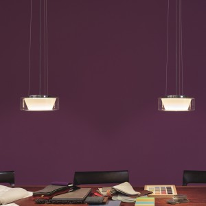 Serien Lighting Curling LED small Pendelleuchte