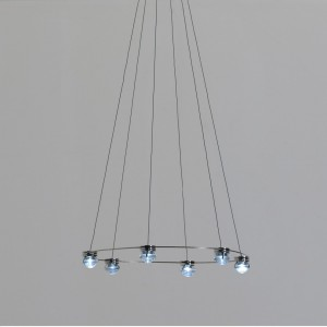 Catellani & Smith EC 306 LED Pendelleuchte warm weiss
