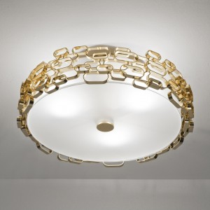 Terzani Glamour Ceiling sconce
