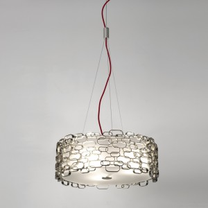 Terzani Glamour Suspension lamp