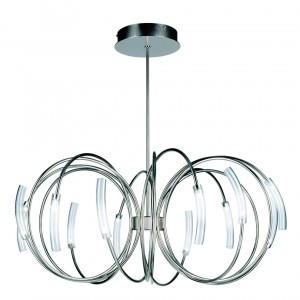 Terzani Hook Suspension Glass Clear