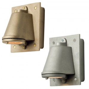 Davey Lighting Mast Light Cast Wall Wandleuchte