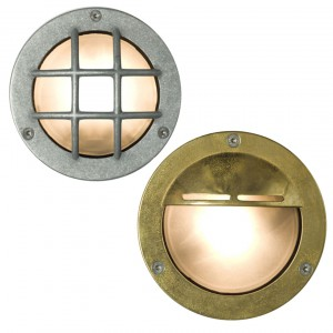 Davey Lighting Miniature Bulkhead Light Wandleuchte