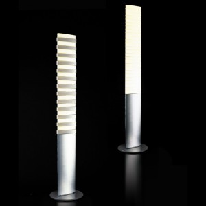 QisDESIGN Piano LED-Stehleuchte