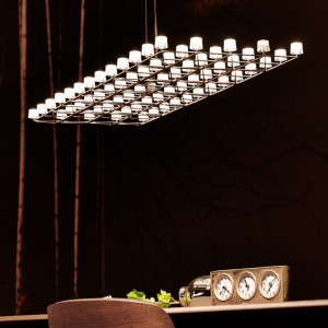 moooi Space Frame LED Pendelleuchte
