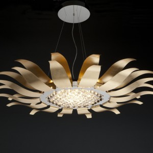 Quasar Sunflower LED Pendelleuchte