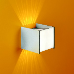 Casablanca Box LED Wandleuchte