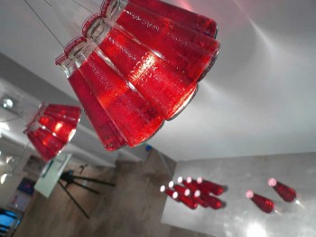 Ingo Maurer Campari Light LED Pendelleuchte