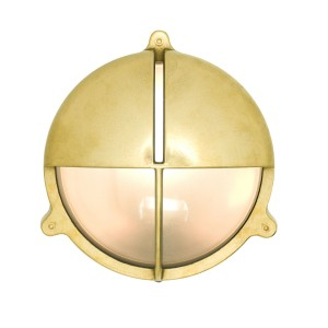 Davey Lighting 7427 / 7428 Bulkhead Light rund Wandleuchte