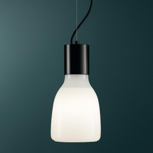Bonaldo Acquerelli Single Small Pendelleuchte