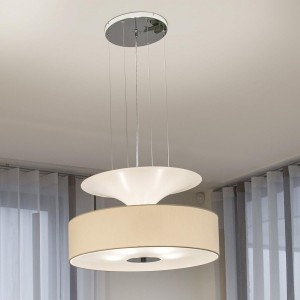 Ilfari Airwave H5+2 XL LED Pendelleuchte