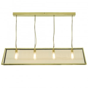 Davey Lighting Diner 125 Pendelleuchte