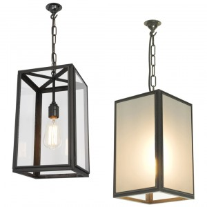 Davey Lighting Square Pendelleuchte