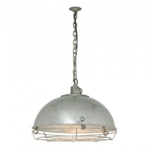 Davey Lighting Steel Working Light Pendelleuchte
