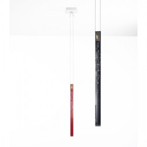 Ingo Maurer One New Flame Pendelleuchte