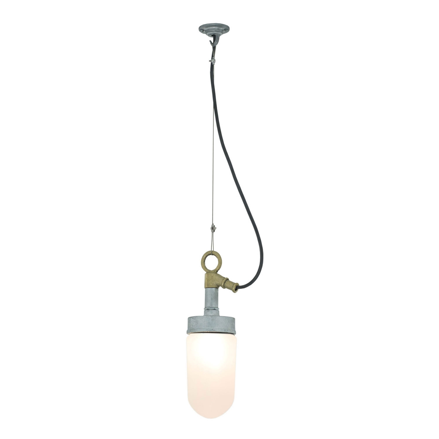 davey lighting well glass pendant pendelleuchte