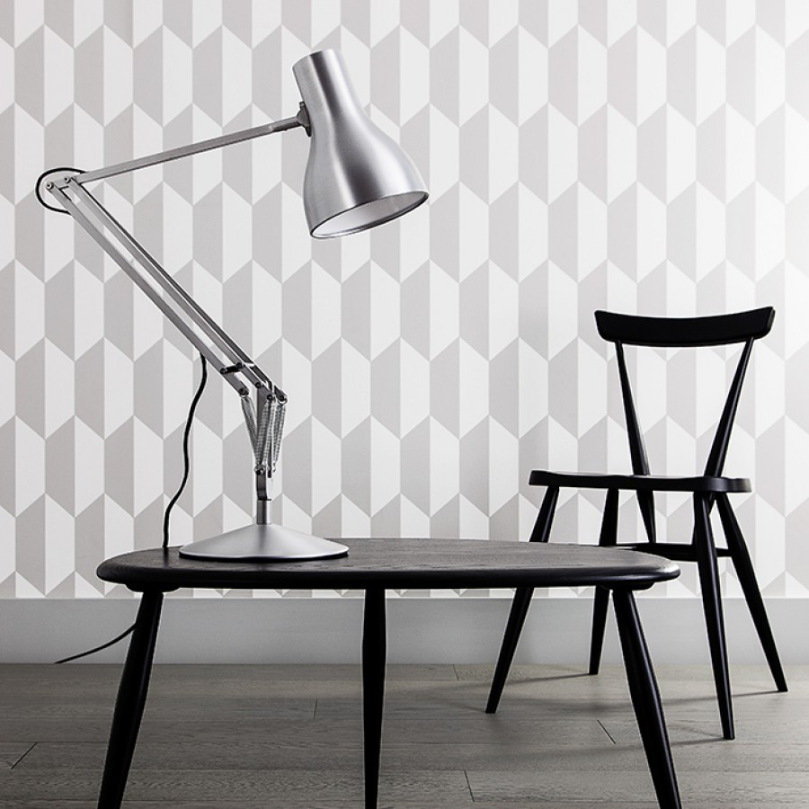 type75 tischleuchte von anglepoise. Black Bedroom Furniture Sets. Home Design Ideas